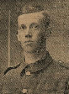 1916 02 14 Blundy G Adv 1 March 1916