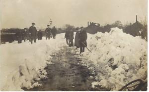 snow 1916